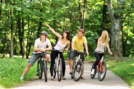 Adventure Trail - Biking